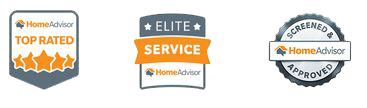 Home Advisor Top Rated | Home Advisor Elite Service | Home Advisor Screened & Approved